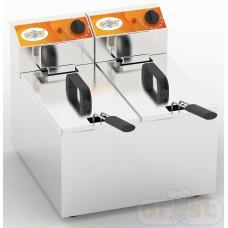 Frytownice Orest Frytownica Elektryczna Podwójna FE 2x5