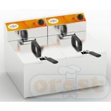 Frytownice Orest Frytownica Elektryczna Podwójna FE 2x8